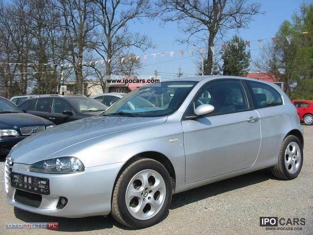 2006 Alfa Romeo  Alfa 147 * Klimatyzacja * Aluminum * CD * LPG Other Used vehicle photo