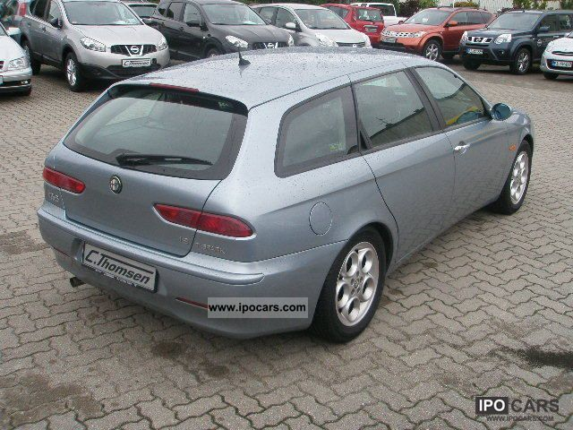 2002 alfa romeo 156 sportwagon 1 8 ts climate control. Black Bedroom Furniture Sets. Home Design Ideas