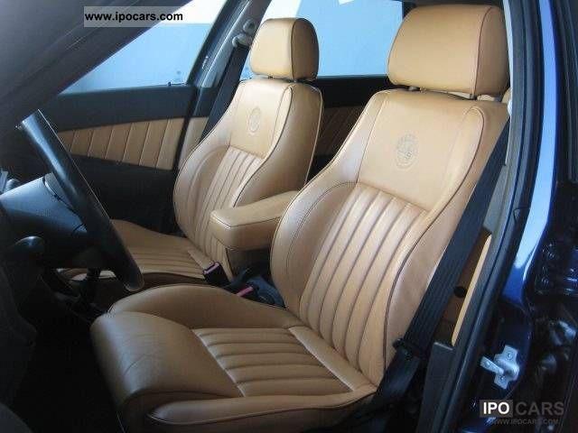 2000 alfa romeo 156 combination leather klimaautom car photo and specs. Black Bedroom Furniture Sets. Home Design Ideas