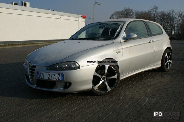 2007 Alfa Romeo  Alfa 147-200% bezwypadek gwarancja nowa-jak Other Used vehicle photo