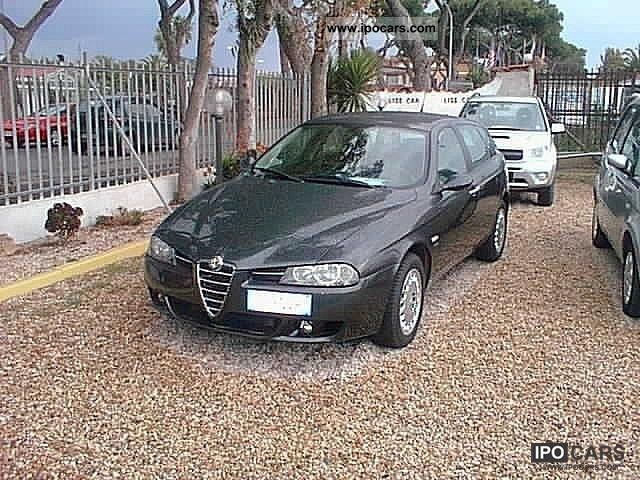2005 Alfa Romeo  156 1.9 jtd spotrwagon Other Used vehicle photo
