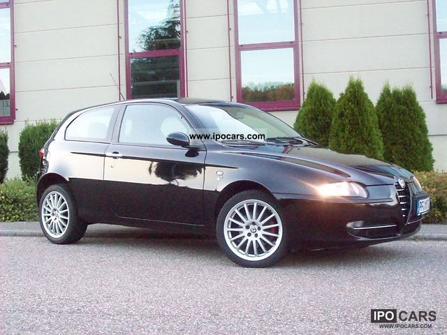 2005 alfa romeo alfa 147 1 9 jtd 16v edizione cup car photo and specs. Black Bedroom Furniture Sets. Home Design Ideas