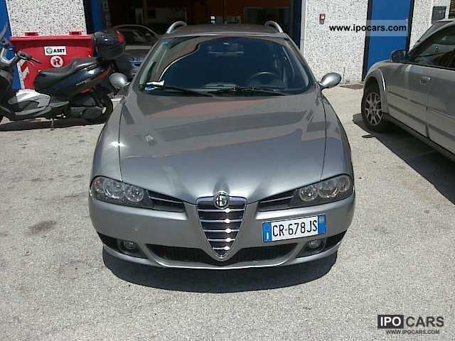 2004 alfa romeo 156 1 9 jtd 115cv car photo and specs. Black Bedroom Furniture Sets. Home Design Ideas