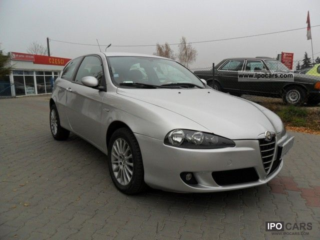 2005 alfa romeo 147 1 9 jtd 150hp aluminum skora air car photo and specs. Black Bedroom Furniture Sets. Home Design Ideas