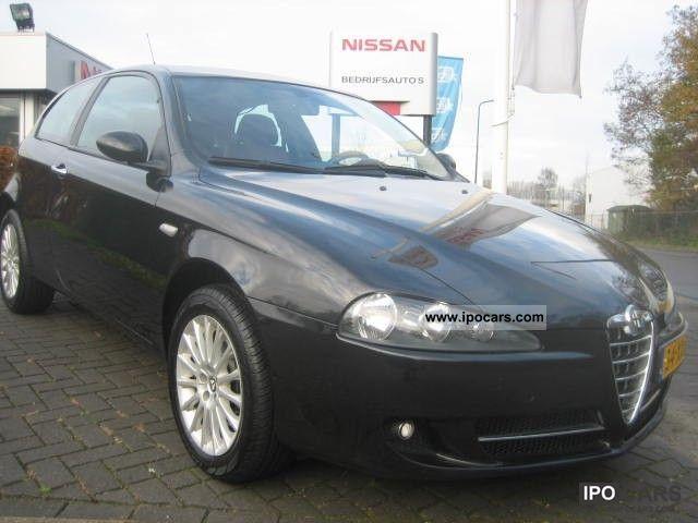 2007 Alfa Romeo Alfa 147 19 Jtd Ecc Leather Lm Velgen