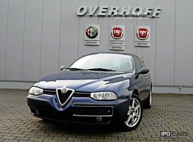 2002 Alfa Romeo  156 Sportwagon 1.9 JTD Progression Estate Car Used vehicle photo