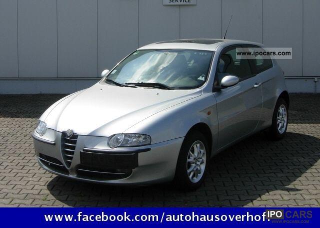 2002 Alfa Romeo  147 1.6 Twin Spark Distinctive Limousine Used vehicle photo
