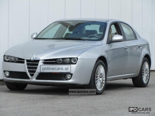 2006 Alfa Romeo  159 2.4 JTDM 20V Distinctive NET 5490, - Limousine Used vehicle photo