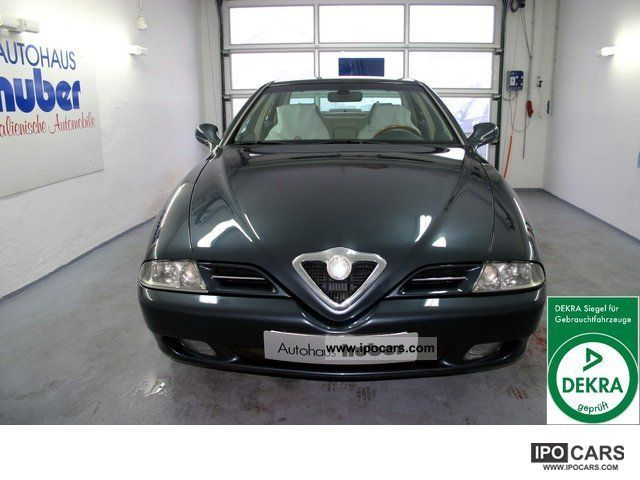 2001 Alfa Romeo  166 2.5 V6 24V * Distinctive TOP Limousine Used vehicle photo