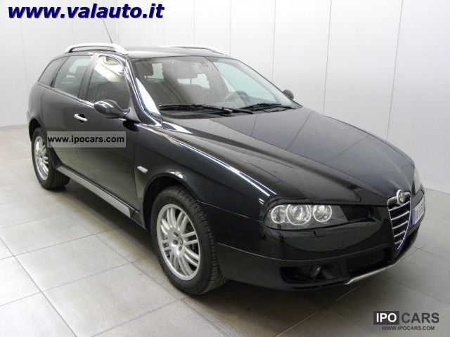2006 Alfa Romeo  156 CROSS WAGON 1.9 JTD DISTINCT. Q4 Since pre CV150 Estate Car Used vehicle photo