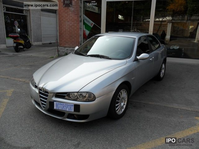 2005 alfa romeo 156 1 9 jtd 16v classic car photo and specs. Black Bedroom Furniture Sets. Home Design Ideas