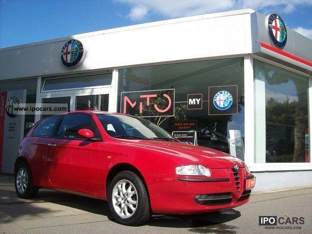 2004 Alfa Romeo  147 1.6 Distinctive Eco Limousine Used vehicle photo