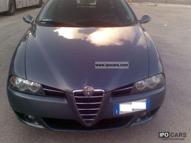2004 Alfa Romeo  156 JTD 1.9 SW Estate Car Used vehicle photo