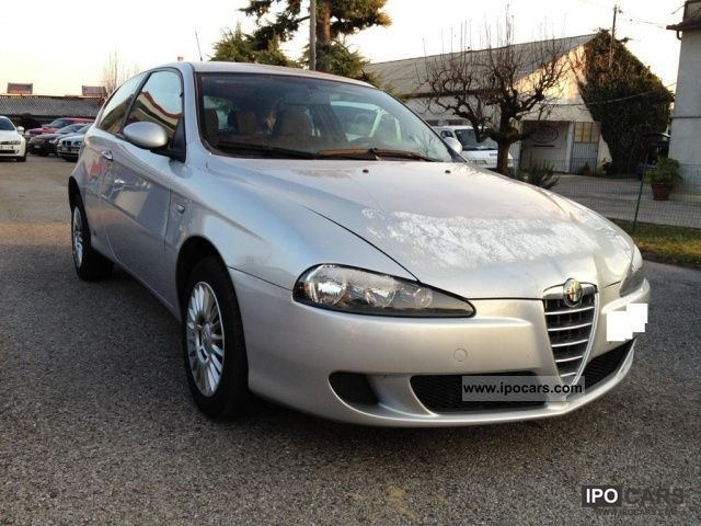 2007 alfa romeo 147 1 9 jtd progression restyling car. Black Bedroom Furniture Sets. Home Design Ideas