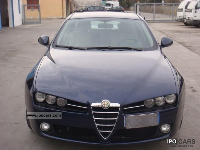 2008 Alfa Romeo  159 1.9 JTDM 16V DPF progression Other Used vehicle photo