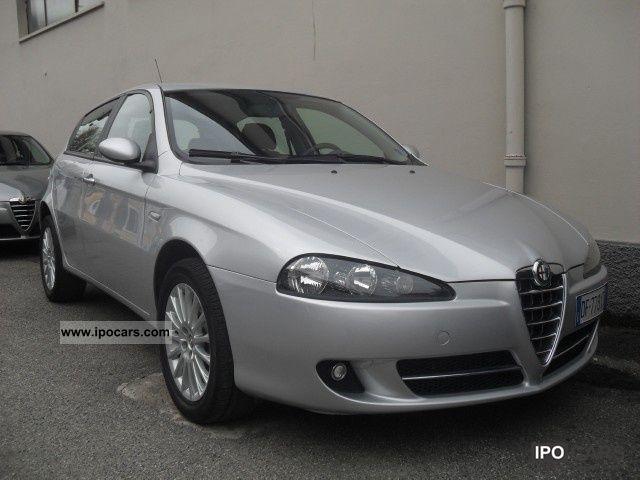 2007 Alfa Romeo  147 1.6 16V TS (105) 5 Distinctive porte Limousine Used vehicle photo