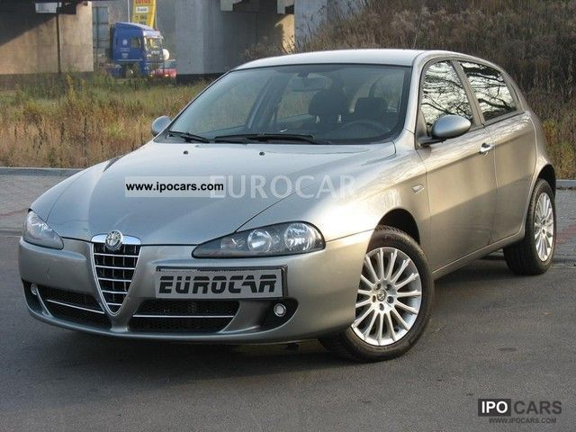 2007 Alfa Romeo  Alfa 147 DVD! SERWISOWANY! Small Car Used vehicle photo