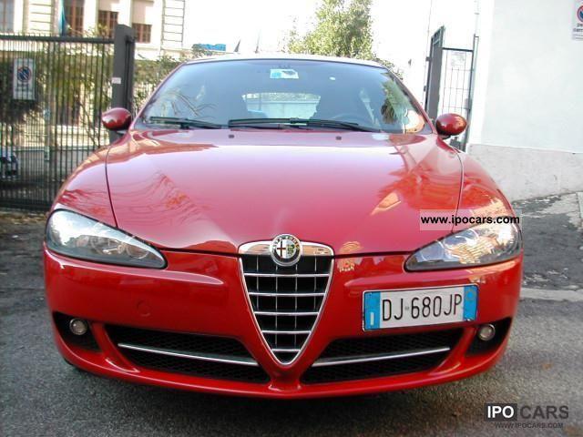 2007 Alfa Romeo  Alfa 147 Limousine Used vehicle photo