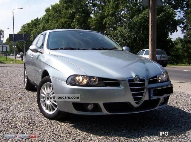2005 Alfa Romeo  156 Estate Car Used vehicle photo