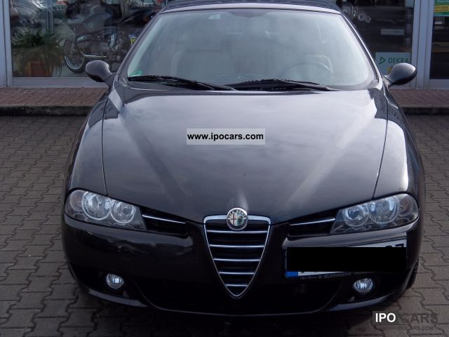 2006 Alfa Romeo  156 SPORT WAGON 2.0 JTS Estate Car Used vehicle photo