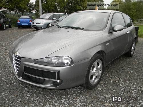 2006 alfa romeo 147 1 6 twin spark eco progression car. Black Bedroom Furniture Sets. Home Design Ideas