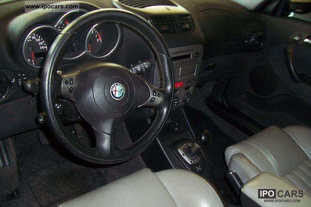 Twin City Mazda >> 2002 Alfa Romeo 147 2.0 Twin Spark Selespeed Distinctive ...