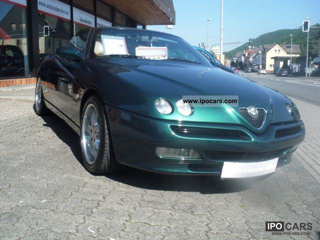 1996 Alfa Romeo  Alfa Spider 2.0 16V leather climate Cabrio / roadster Used vehicle photo