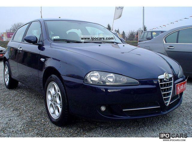 2007 Alfa Romeo  147 JTD, 5 DRZWI cruise control, aluminum, AIR ... Small Car Used vehicle photo