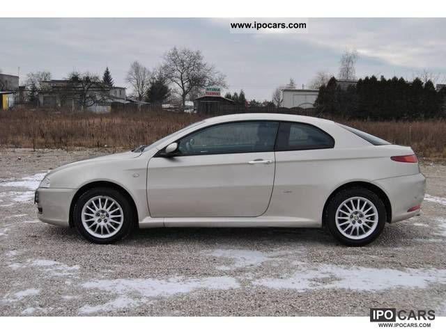 2004 alfa romeo gt 1 9 jtd 150 koni op acona car photo and specs. Black Bedroom Furniture Sets. Home Design Ideas