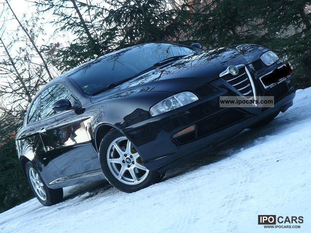 2005 Alfa Romeo  GT Sports car/Coupe Used vehicle photo