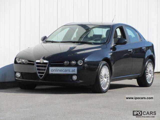 2006 Alfa Romeo  159 2.4 JTDM 20V Distinctive NET 5990, - Limousine Used vehicle photo