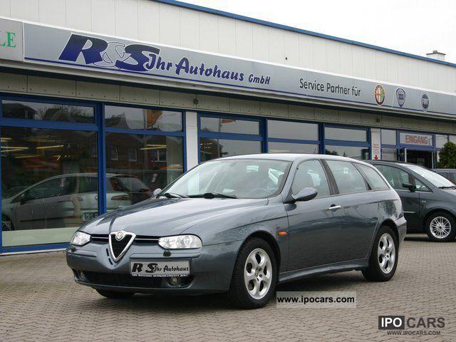 2002 Alfa Romeo  156 2.0 JTS progression Estate Car Used vehicle photo