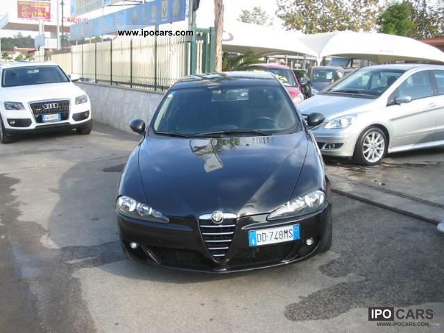 2006 alfa romeo 147 147 car photo and specs. Black Bedroom Furniture Sets. Home Design Ideas