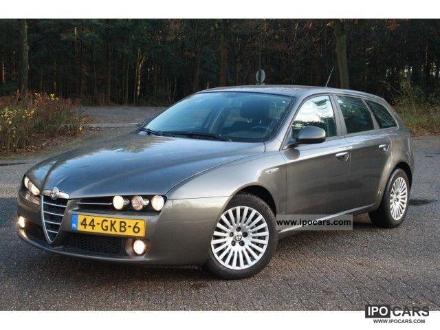 2008 Alfa Romeo  159 SW 1.9Jtdm Busi. Navi Ecc Estate Car Used vehicle photo