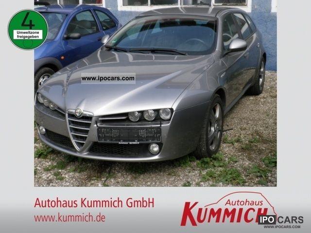 2006 Alfa Romeo  Alfa 159 Distinctive SW 2.4 JTDM 20V Estate Car Used vehicle (business photo