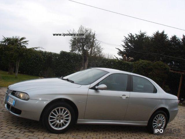 2005 Alfa Romeo  KM 82 000 156 1.9 JTD ** *** UNICAAAA! Limousine Used vehicle photo
