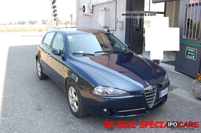 2007 Alfa Romeo  147 1.9 JTD (120) 5 porte progression Limousine Used vehicle photo