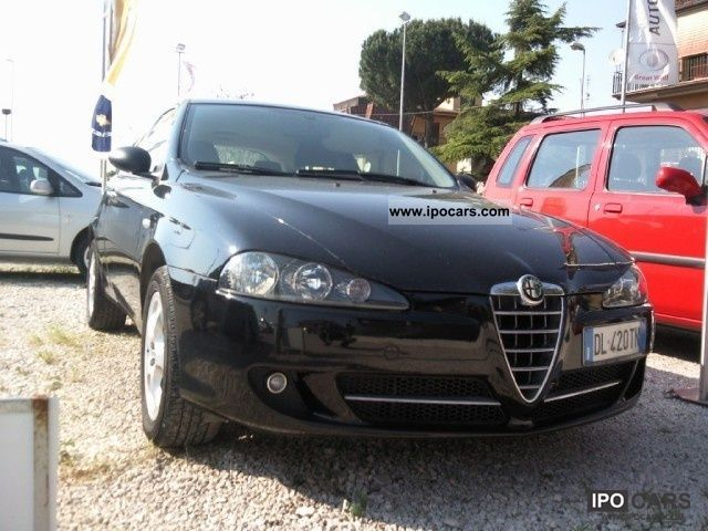2007 Alfa Romeo  147 1.6 16V TS (105) 3 porte progression Limousine Used vehicle photo