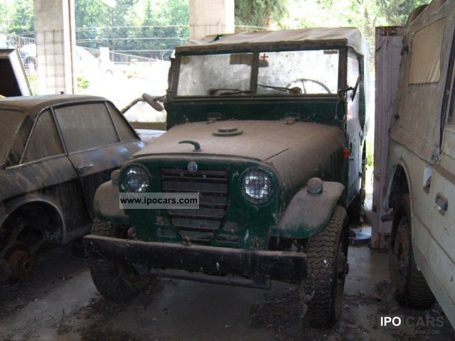 1953 Alfa Romeo  Matta Matta 65HP 65HP Off-road Vehicle/Pickup Truck Used vehicle photo