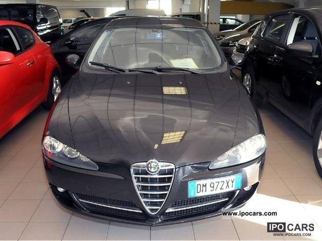 2008 Alfa Romeo  147 1.9 JTD (120) 5 Distinctive porte Limousine Used vehicle photo