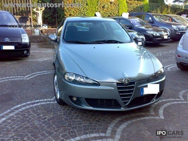 2006 Alfa Romeo  147 1.9 JTD3p pari al nuovo unico proprietario Limousine Used vehicle photo