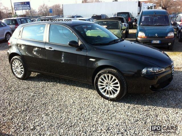 2006 Alfa Romeo 147 1 9 Jtd 120cv 5 Distinctive Porte