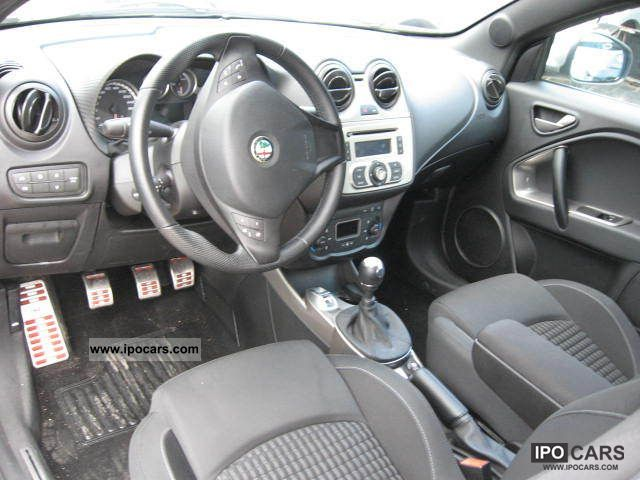 2010 Alfa Romeo Alfa Mito 1.4 16v TB MultiAir Quadrifoglio Verde Small ...