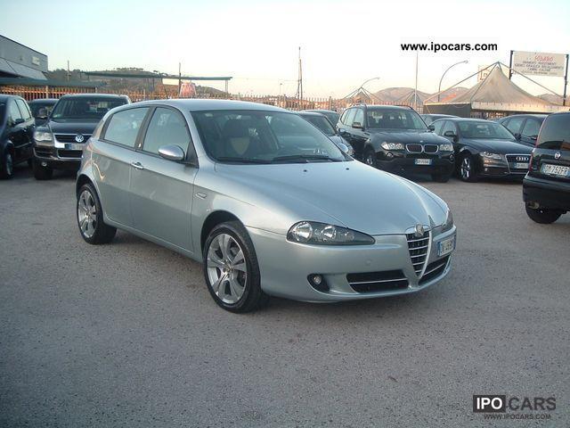 2007 Alfa Romeo  147 1.9 M-JET 120CV Murphy & Nye 5pt. Limousine Used vehicle photo