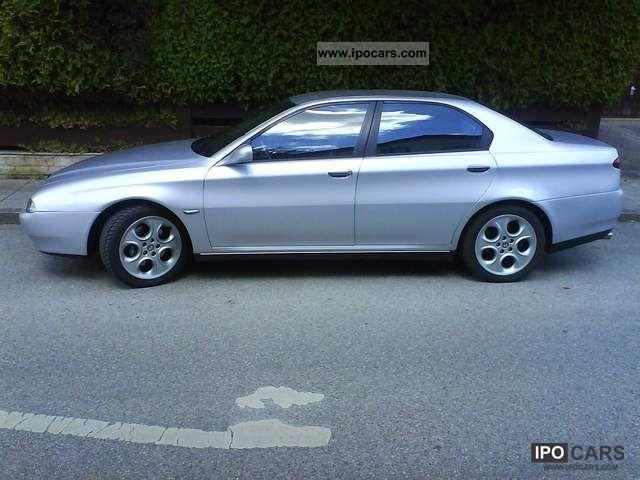 2000 Alfa Romeo  2.0 Turbo 205 HP 60 000 ATM Leather Navi Limousine Used vehicle photo
