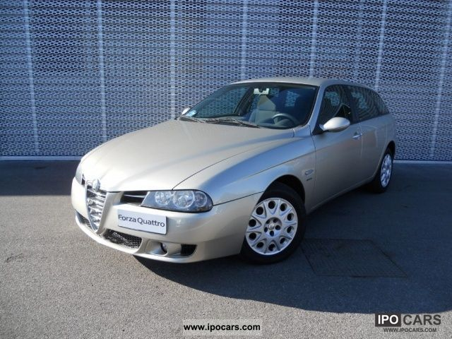 2004 Alfa Romeo  156 1.9 JTD SW PROGRESSION Estate Car Used vehicle photo