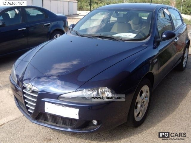 2006 Alfa Romeo  147 1.9 JTD Progression 115cv 5p Limousine Used vehicle photo