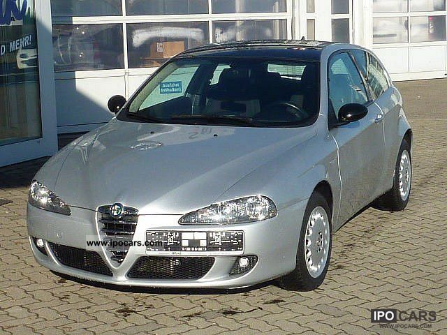 2006 Alfa Romeo  147 1.6 TS Progression Limousine Used vehicle photo