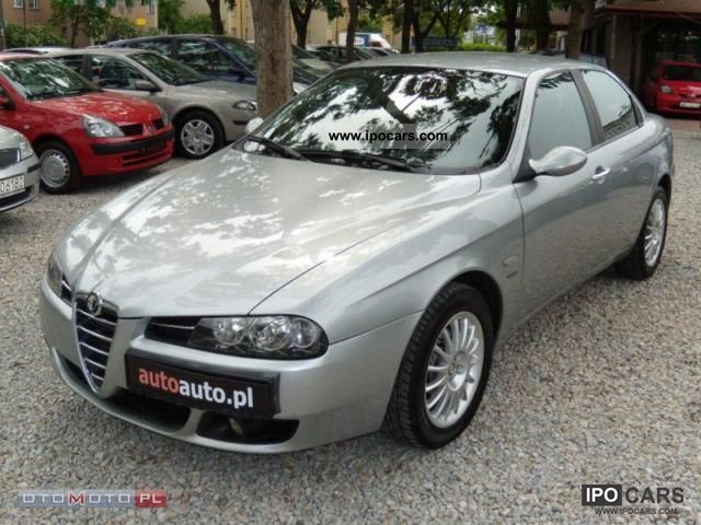 2005 Alfa Romeo  156 DOOR-TO-DO OR DELIVER / francais / German Limousine Used vehicle photo