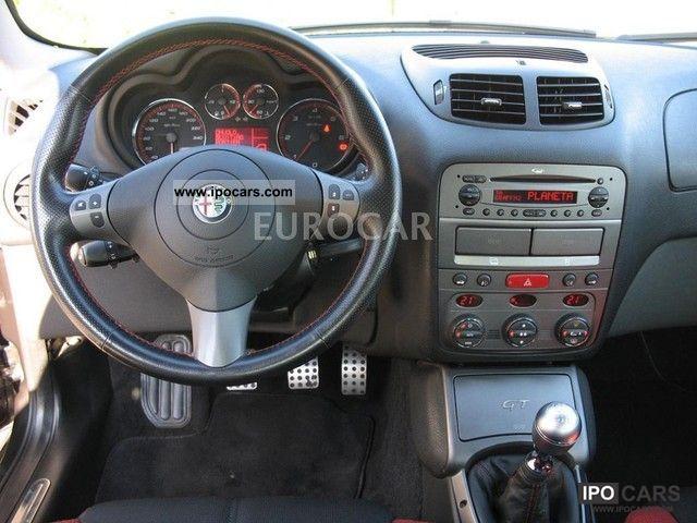 2007 Alfa Romeo Gt Car Photo And Specs